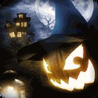 Halloween Jack Live Wallpaper Simgesi