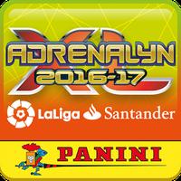 Ícone do Adrenalyn XL™ Liga Santander