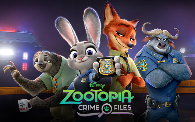 Zootopia Crime Files Apk Free Download For Android