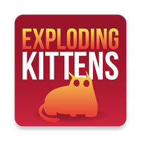 Ikona Exploding Kittens® - Official