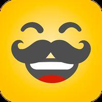 Ícone do apk HAHAmoji – GIF Face Emoji animado