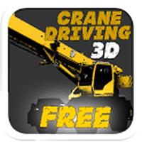 ไอคอน APK ของ Crane Driving 3D Free Game