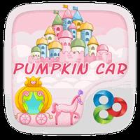 Ikona apk Pumpkin Car GO Launcher Theme