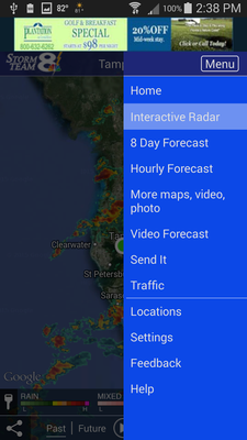 Storm Team 8 Weather MAX Android - Free Download Storm Team