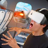 Virtual Reality Airplane Crash VR apk icon