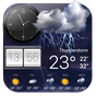 Weather Forecast with Analog Clock 9.0.9.1496