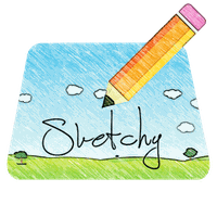 Ícone do Sketchy - Icon Pack