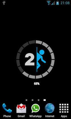 скачать бесплатно Portal 2 Battery Wallpaper 122 в формате