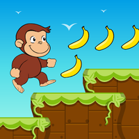 George Jungle Adventure APK Icon