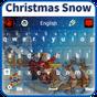 Nieve de Navidad Teclado 3.76