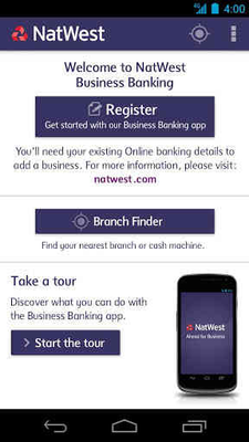 Download natwest business banking 1050 free apk android natwest business banking screenshot apk 1 reheart Images