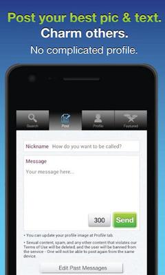 ραντεβού φλερτ app Android