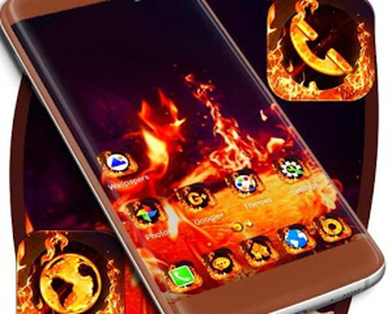 New Fire Launcher 2017 Android