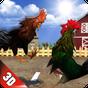 Marah Rooster Fighting Hero: Pertempuran Ayam