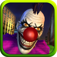 Scary Clown : Halloween Night icon