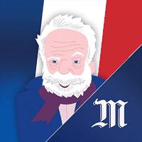 Ícone do Le Monde - Curso de Francês