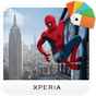 XPERIA™ Spider-Man: Homecoming Theme 1.0.0