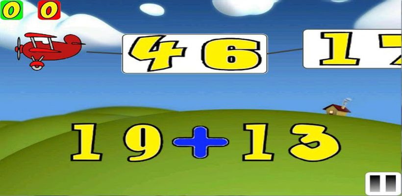 1 + 1 Counting Kids Screenshot apk 0