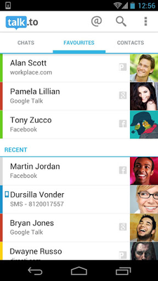 Download Talk to - Fun Free Texting 1 7 07 1705 free APK Android