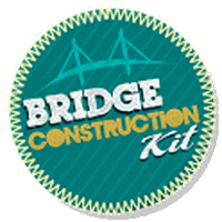 Bridge Construction Kit apk icono