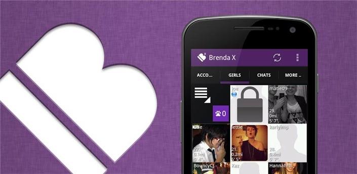 Jacque App What Dating To Happened Brenda run around