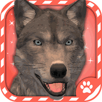Ícone do Virtual Pet Wolf