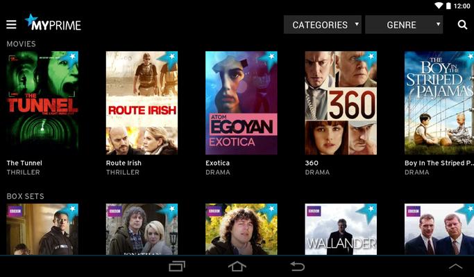 Horizon Go Android - Free Download Horizon Go App - UPC