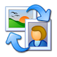 PhotoSwapper - Photo-Chat APK Icon