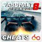Asphalt 8: Airborne Cheats 1.0 APK