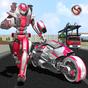 Robot Bike Transport Truck Sim 1.0