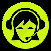 Ícone do Voz da Mulher do Tradutor