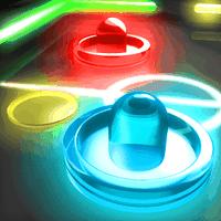 Glow Hockey 2 アイコン