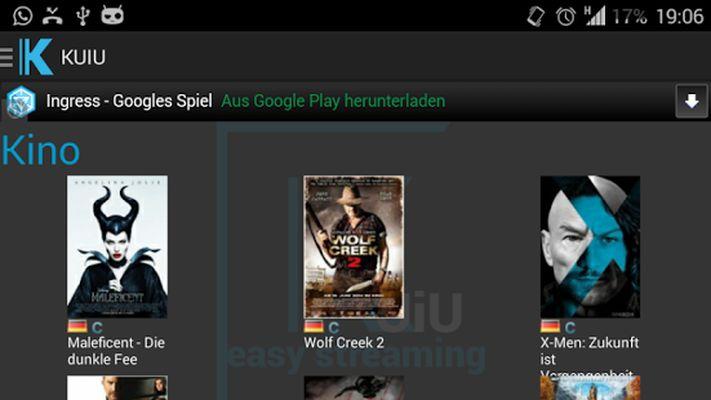 Serien Stream Android