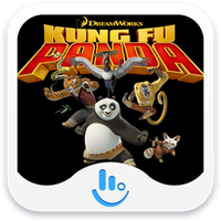 Kung Fu Warrior Keyboard Theme APK Simgesi