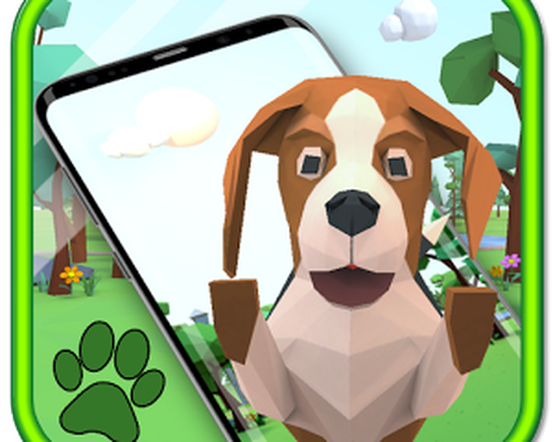 Cute Puppy Theme Wallpaper 3d Animation Effects Android