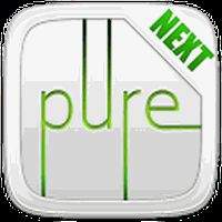 Ícone do apk Pure Next Launcher 3D Theme