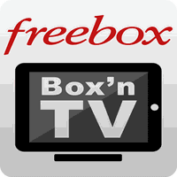 Icône de Box'n TV - Freebox Multiposte