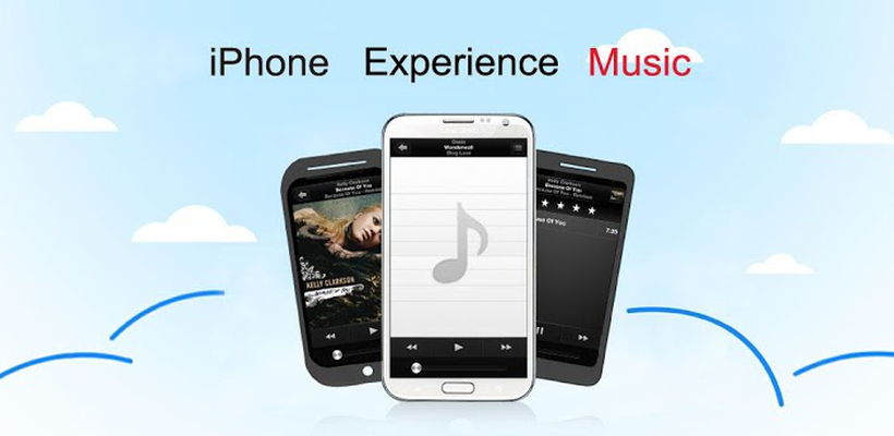 Download Hi Music (iPhone Style) 2 7 2 free APK Android