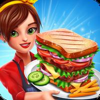 Gıda Kamyon - Mutfak Şefin Yemek Oyunu APK Simgesi