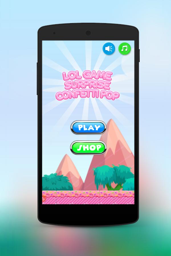 Baixar Lol Jogo Surprise Confetti Pop 10 Apk Android Grátis