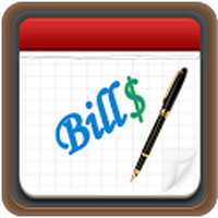 Ícone do Bills Free - Expense Monitor
