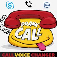 Icono de Voice changer during call