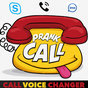 Voice changer during call 1