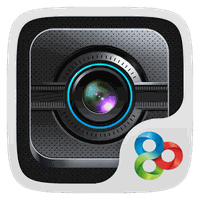 Colorful Black GO Theme icon