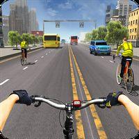 自転車レース&クワッドスタント APK アイコン