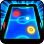 Glow Air Hockey HD  APK