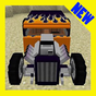 Hot-rod race addon Minecraft PE  APK