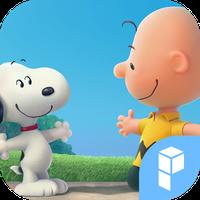Ikon Tema Snoopy dan Charlie Brown