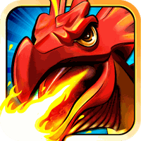 Ícone do apk Battle Dragons