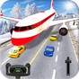 Highway Airplane Landing FlyWings Free 1.2